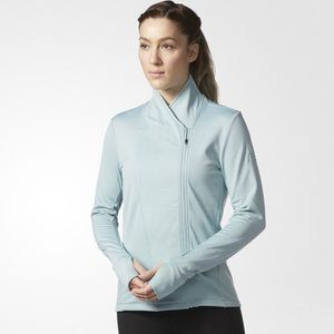 Adidas Supernova ClimaHeat Asymmetrical Jacket
